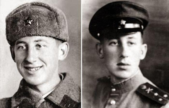 Владимир Басов в военные годы | Фото: uznayvse.ru
