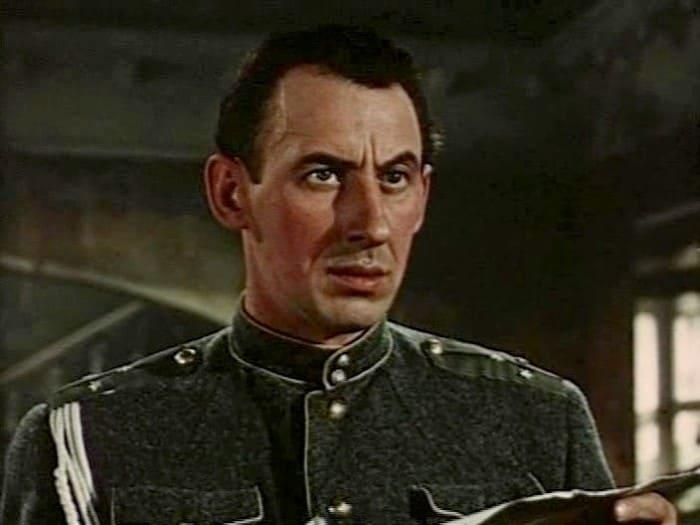 Владимир Басов в фильме *Школа мужества*, 1954 | Фото: kino-teatr.ru