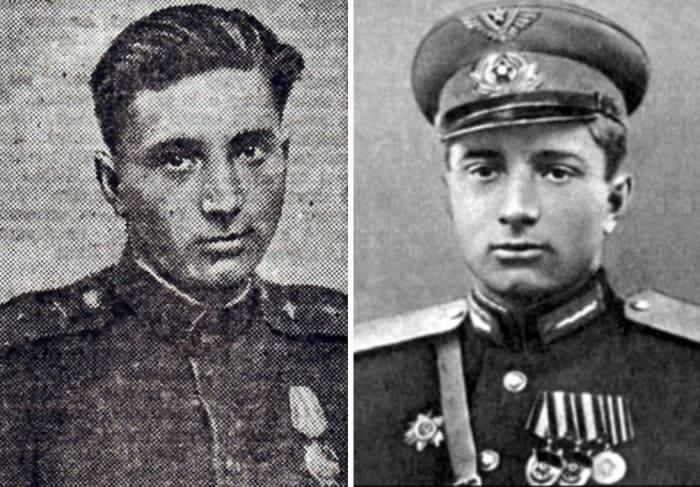 Владимир Гуляев в годы войны | Фото: nashapobeda.lv