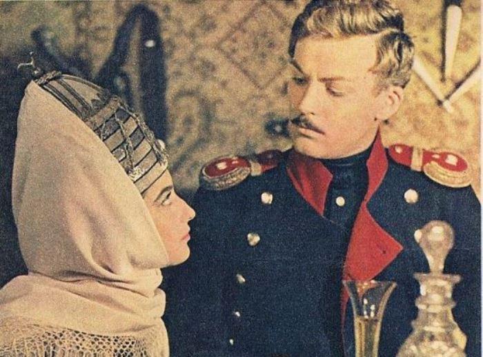 Владимир Ивашов в роли Печорина. *Герой нашего времени*, 1965 | Фото: kino-teatr.ru