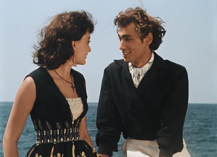 Кадр из фильма *Человек-амфибия*, 1961 | Фото: fakty.ua