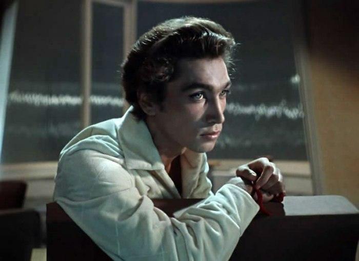 Владимир Коренев в фильме *Человек-амфибия*, 1961 | Фото: kino-teatr.ru