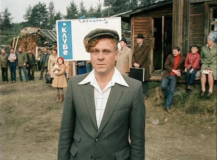 Владимир Меньшов в фильме *Любовь и голуби*, 1984 | Фото: kino-teatr.ru