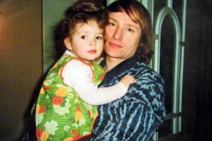 Владимир Мигуля с дочерью | Фото: fb.ru