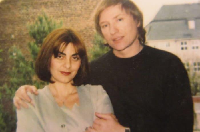 Композитор с женой Мариной | Фото: segodnya.ua