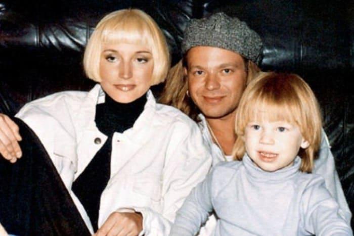 Супруги с сыном Никитой | Фото: 24smi.org