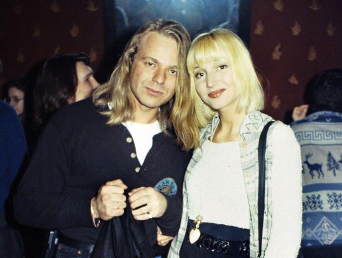 Владимир Пресняков и Кристина Орбакайте | Фото: tvc.ru