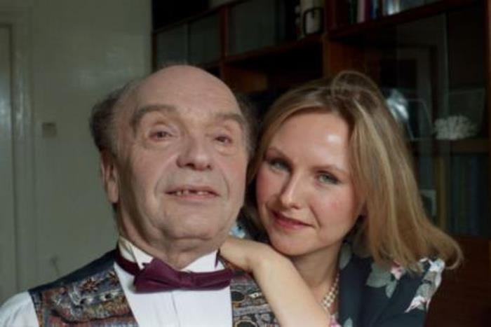 Композитор с супругой Светланой | Фото: biography-life.ru
