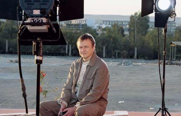 Режиссер Владимир Шевельков | Фото: interviewmg.ru