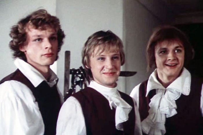 Кадр из фильма *Гардемарины, вперед!*, 1987 | Фото: starhit.ru