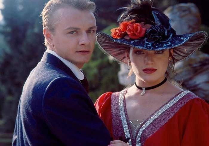 Кадр из фильма *Сердца трех*, 1992 | Фото: starhit.ru