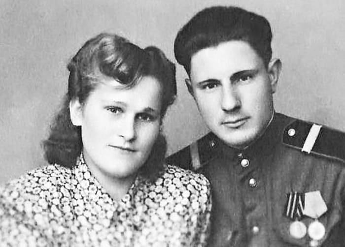 Родители Владимира Стержакова | Фото: sobesednik.ru