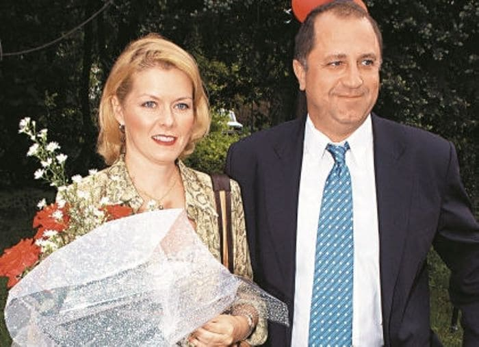 Актер с женой | Фото: sobesednik.ru