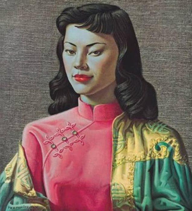 Владимир Третчиков. Мисс Вонг
