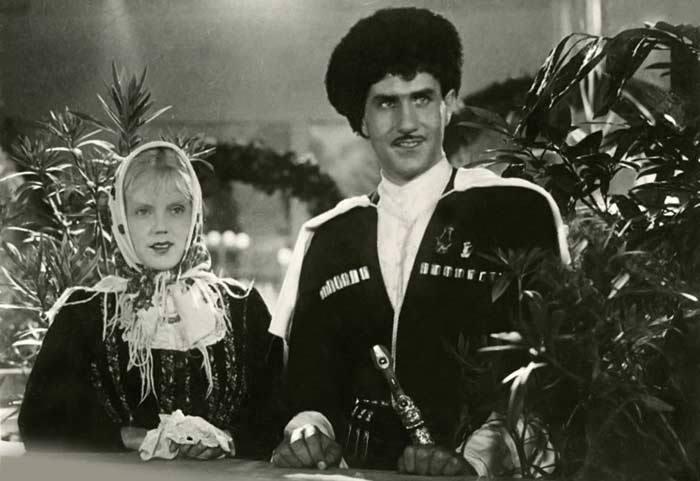 Кадр из фильма *Свинарка и пастух*, 1941 | Фото: echo.msk.ru