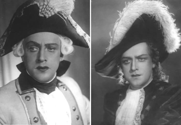 Владислав Стржельчик в начале 1950-х гг. | Фото: kino-teatr.ru