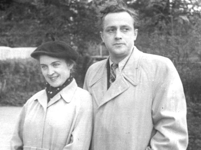Владислав Стржельчик и Людмила Шувалова | Фото: kino-teatr.ru