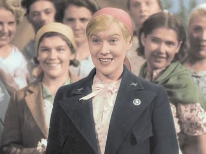 Кадр из фильма *Волга-Волга*, 1938 | Фото: kino-teatr.ru
