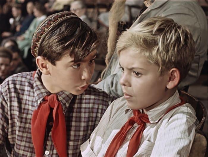 Кадр из фильма *Старик Хоттабыч*, 1956 | Фото: vokrug.tv
