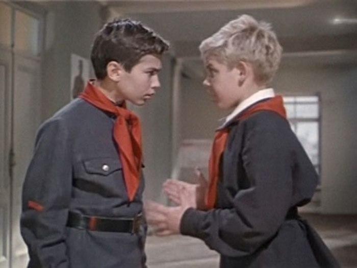 Кадр из фильма *Старик Хоттабыч*, 1956 | Фото: kino-teatr.ru