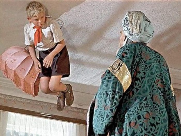 Кадр из фильма *Старик Хоттабыч*, 1956 | Фото: sen-semilia.livejournal.com
