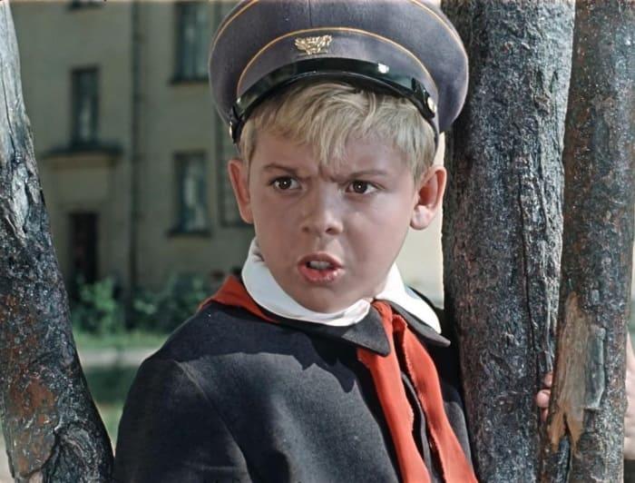 Алексей Литвинов в роли Вольки | Фото: navolne.life