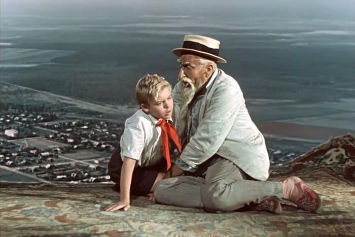 Кадр из фильма *Старик Хоттабыч*, 1956 | Фото: navolne.life