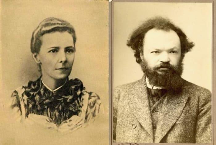 Писательница и революционер, вдохновивший ее на создание романа *Овод* | Фото: liveinternet.ru и socialhistory.org