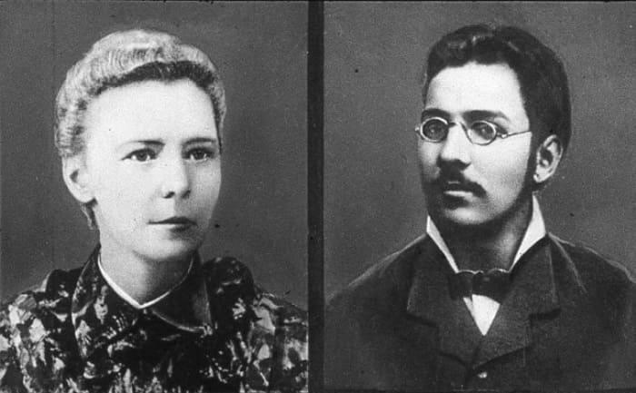 Этель и ее муж Михаил Войнич | Фото: liveinternet.ru