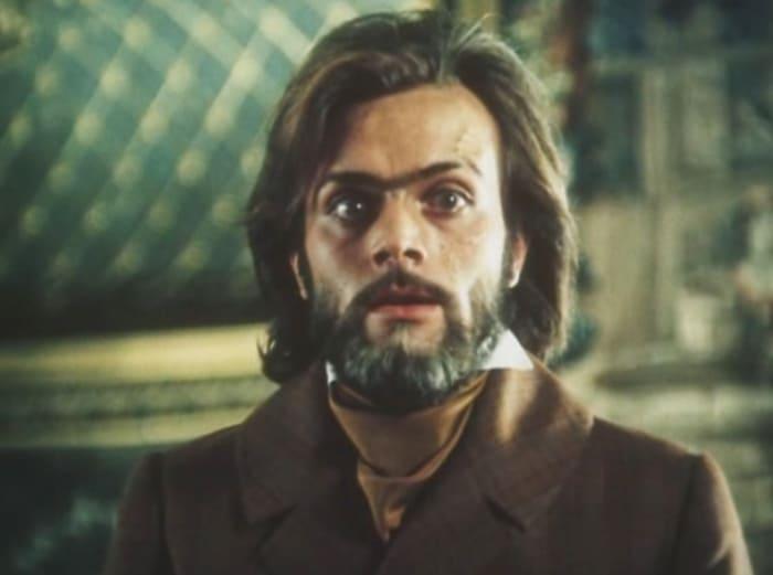 Андрей Харитонов в роли Артура Бертона, 1980 | Фото: kino-teatr.ru