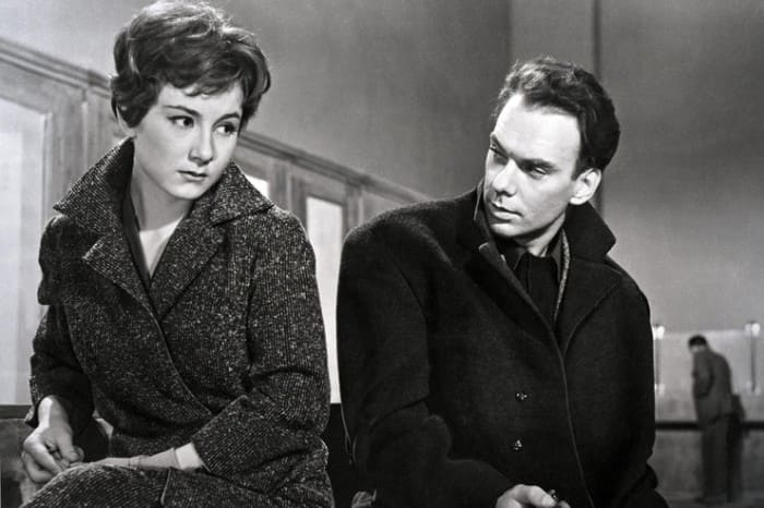 Кадр из фильма *Девять дней одного года*, 1961 | Фото: starhit.ru