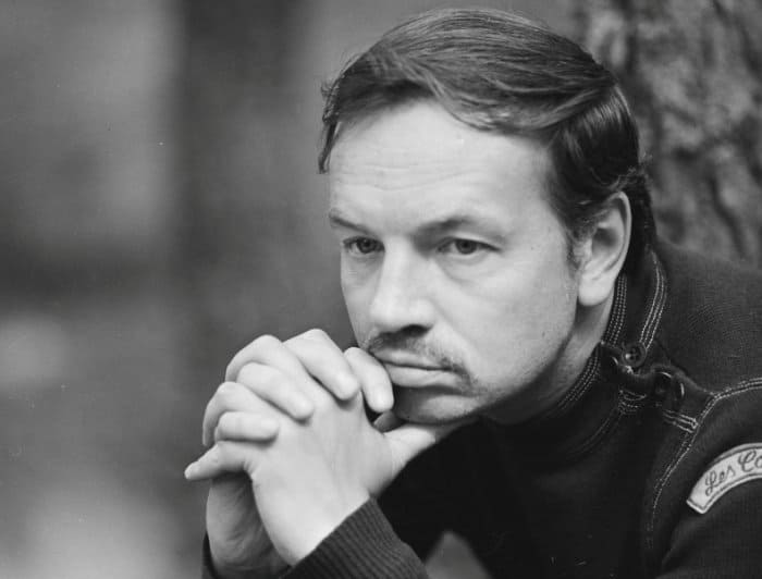 Поэт Андрей Вознесенский в середине 1970-х гг. | Фото: fotokto.ru