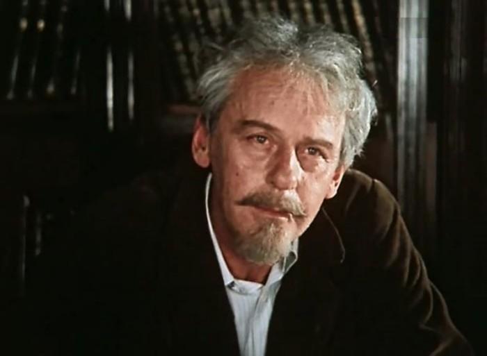 Всеволод Сафонов в фильме *Открытая книга*, 1977   Фото: kino-teatr.ru