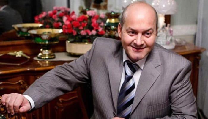 Заслуженный артист РФ Вячеслав Гришечкин | Фото: biographe.ru
