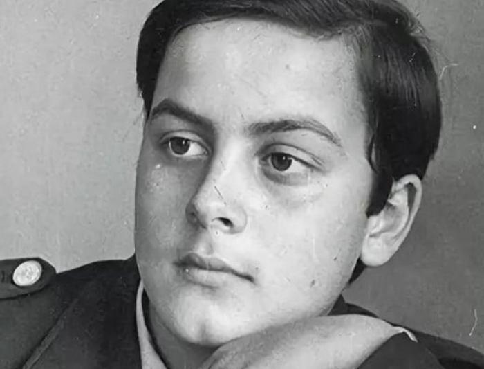 Вячеслав Гришечкин в юности | Фото: biographe.ru