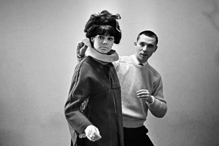 Одна из самых известных советских манекенщиц Регина Збарская и Вячеслав Зайцев | Фото: 24smi.org