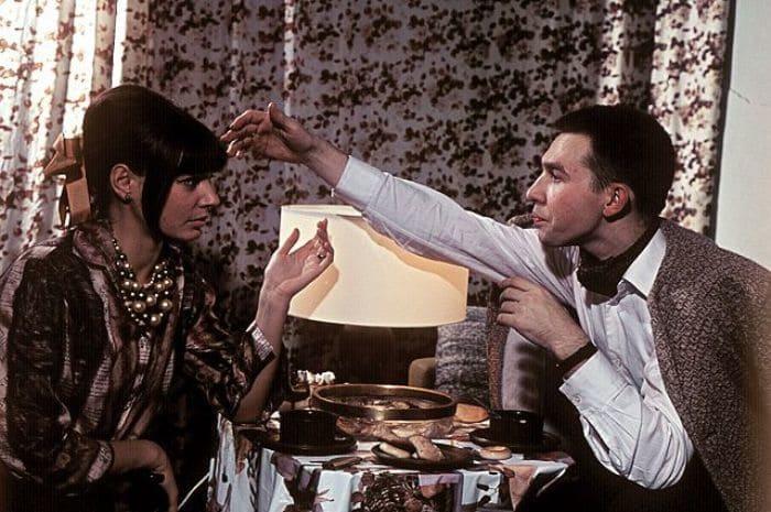 Одна из самых известных советских манекенщиц Регина Збарская и Вячеслав Зайцев | Фото: aif.ru