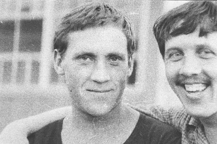 В. Высоцкий и В. Золотухин | Фото: kp.by
