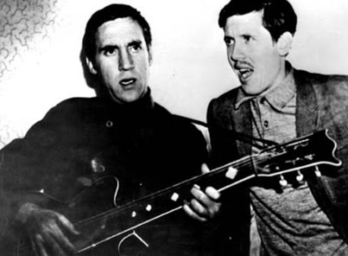 В. Высоцкий и В. Золотухин | Фото: thematicnews.com
