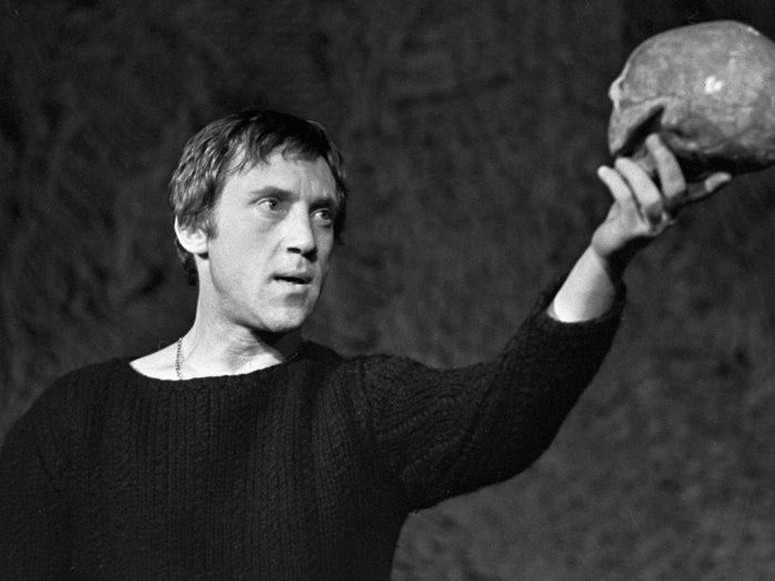 В. Высоцкий в роли Гамлета | Фото: ria.ru