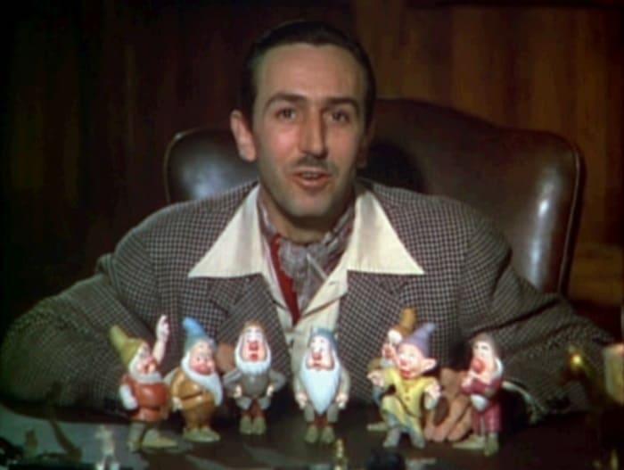 Знаменитый американский режиссер-мультипликатор Уолт Дисней | Фото: liveinternet.ru