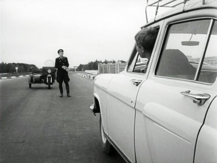 Кадр из фильма *Берегись автомобиля*, 1966 | Фото: bigpicture.ru