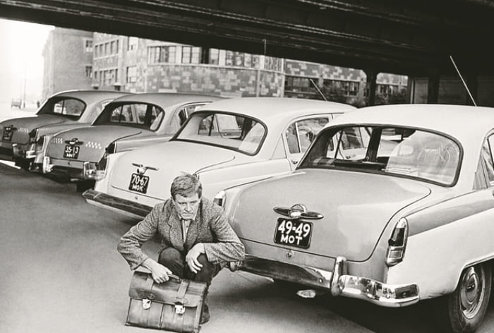 Кадр из фильма *Берегись автомобиля*, 1966 | Фото: smolnarod.ruо