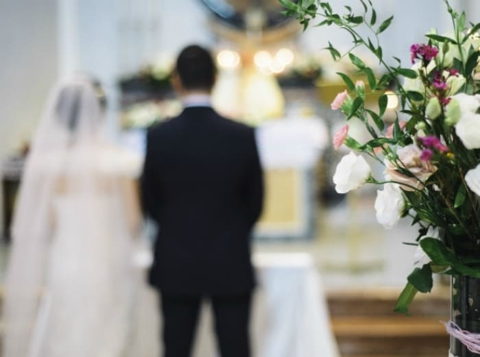 Для некоторых людей бракосочетание становится привычкой и делом принципа | Фото: marieclaire.ru