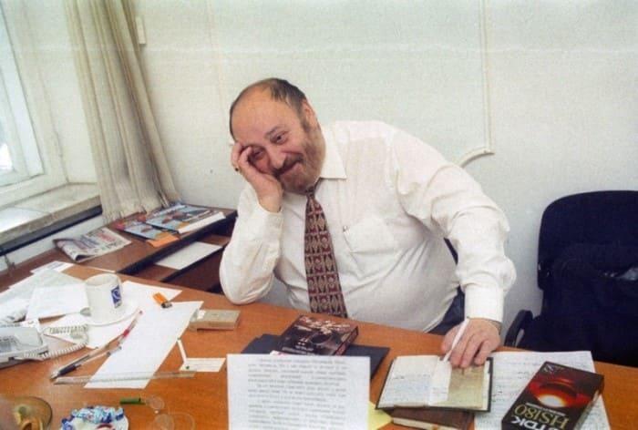 Писатель Георгий Вайнер | Фото: archive.li