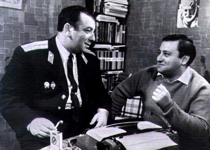 Авторы детективных романов, писатели братья Вайнеры | Фото: msk.ru