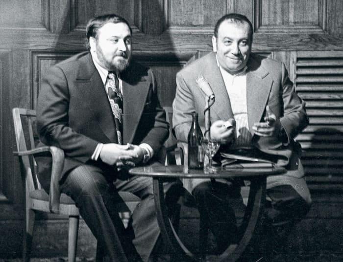 Авторы детективных романов, писатели братья Вайнеры | Фото: diletant.media