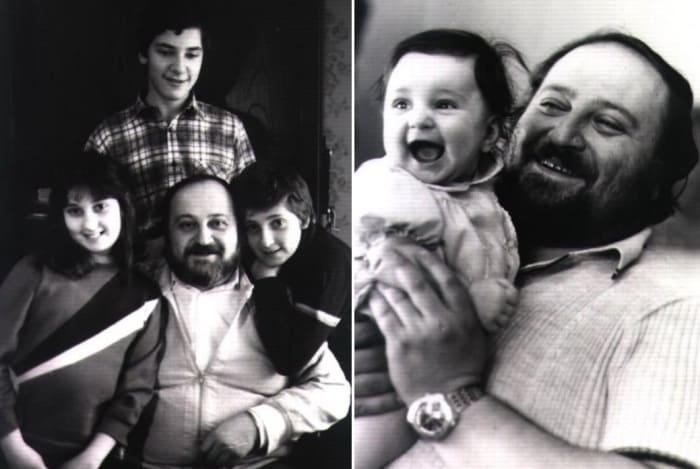 Георгий Вайнер с детьми | Фото: peoples.ru