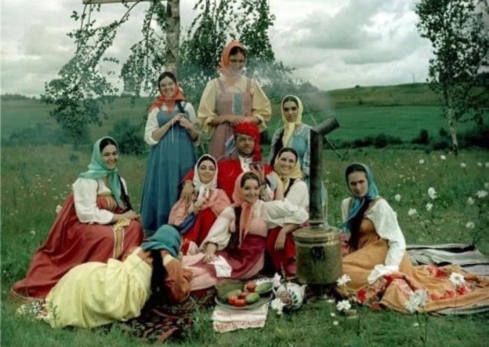 Кадр из фильма *Белое солнце пустыни*, 1969 | Фото: kino-teatr.ru