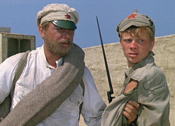 Кадр из фильма *Белое солнце пустыни*, 1969 | Фото: domkino.tv